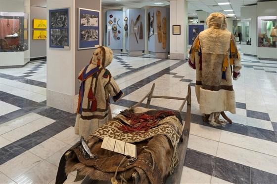 Фото сургутский краеведческий музей