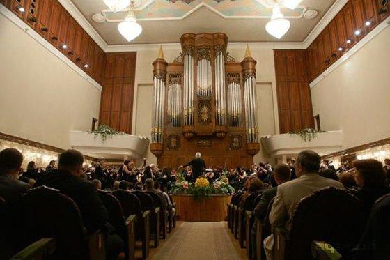 Фото большой концертный зал им. Сайдашева