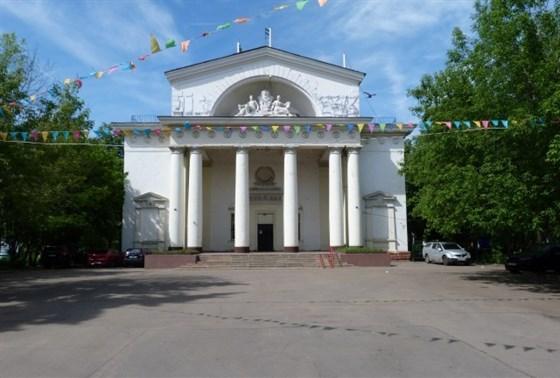 Фото дом культуры строителей