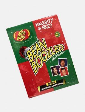 Календарь с конфетами Jelly Belly