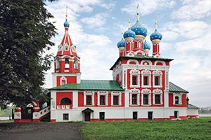 церковь дмитрия царевича