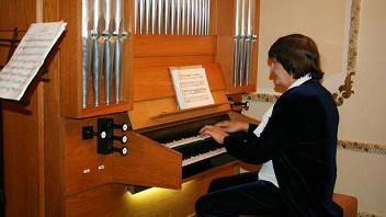 Любовь Шишханова (орган, Москва)