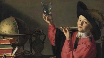 Старые мастера. Западноевропейский мужской портрет XVI–XVIII веков