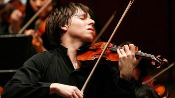Джошуа Белл (скрипка) и Сэм Хейвуд (фортепиано)