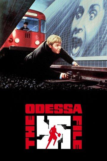 Постер Досье «Одесса»