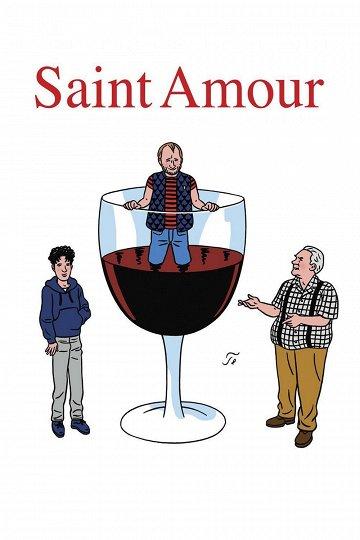 Постер Сент-Амур: Удовольствия любви