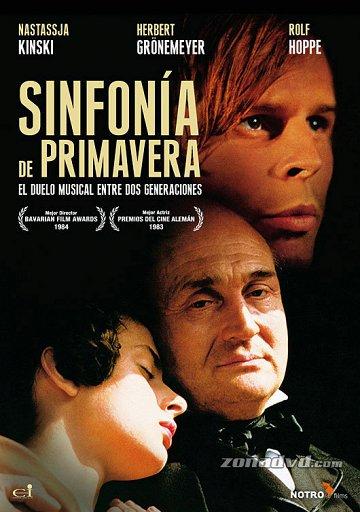 Постер Весенняя симфония