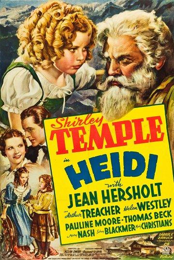 Постер Хейди