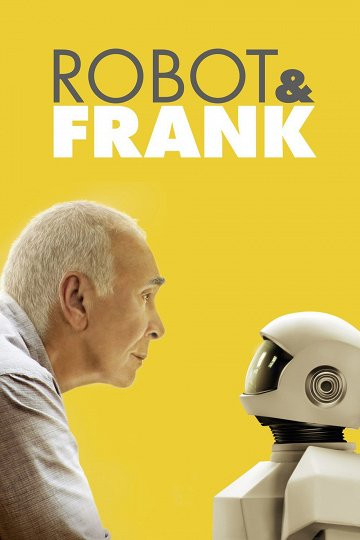 Постер Робот и Фрэнк