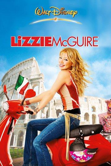Постер Лиззи Магуайер