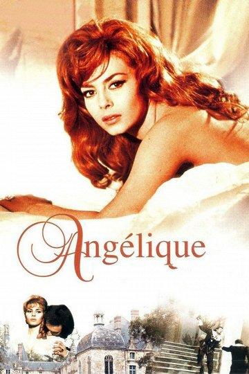 Постер Анжелика — маркиза ангелов