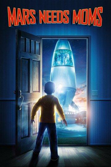 Постер Тайна Красной планеты 3D