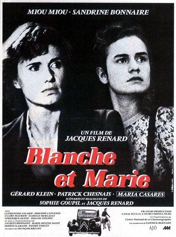 Постер Бланш и Мари