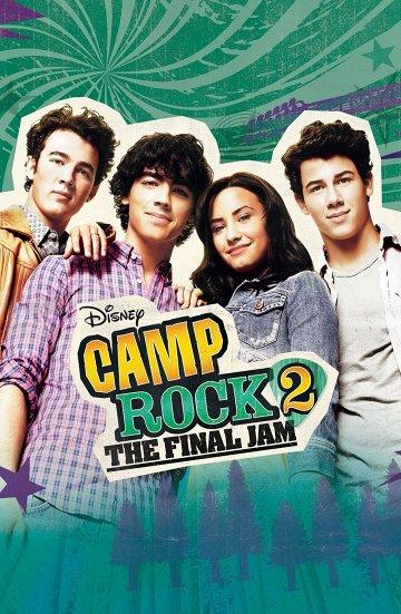 Постер Camp Rock-2: Отчетный концерт