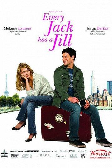 Постер Джек и Джилл: Любовь на чемоданах