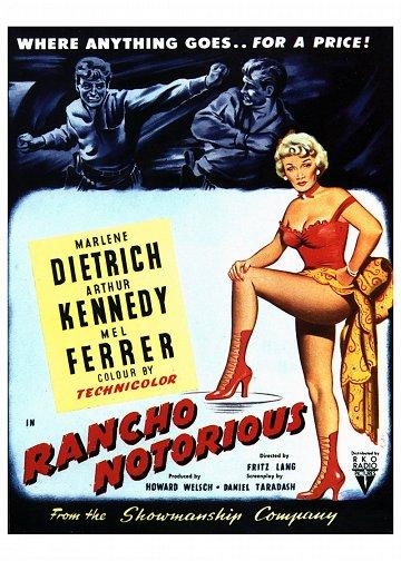 Постер Ранчо с дурной славой
