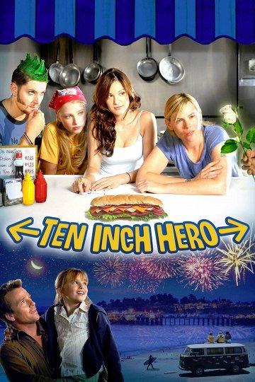 Постер Десятидюймовый герой