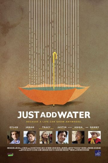 Постер Просто добавь воды