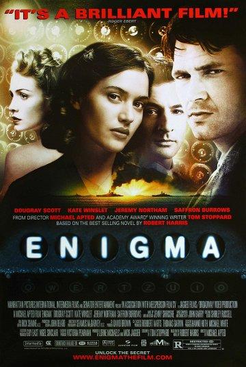 Постер Код «Энигма»