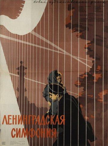 Постер Ленинградская симфония
