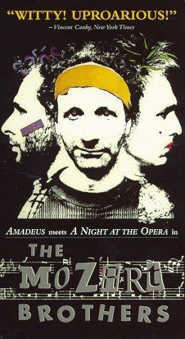 Постер Братья Моцарт