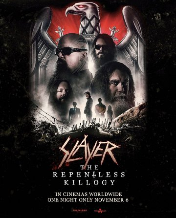 Постер Slayer: The Repentless Killogy