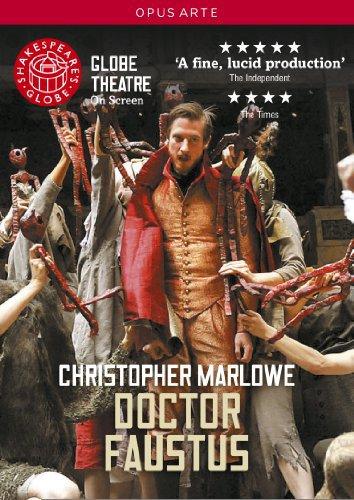 Постер Доктор Фауст
