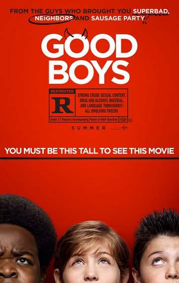 Постер Good Boys