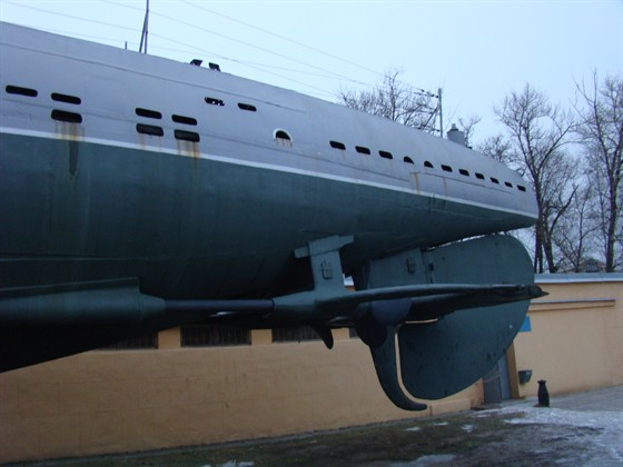 Подводная лодка Д-2 «Народоволец»