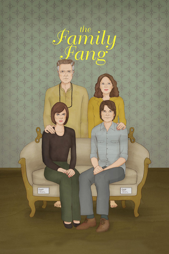 The Family Fang (The Family Fang)