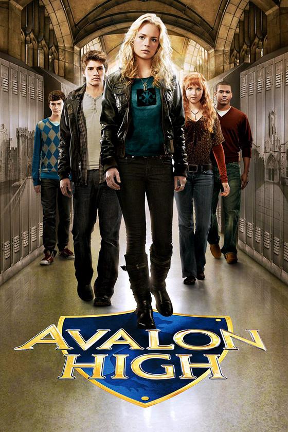 Школа Авалон (Avalon High)