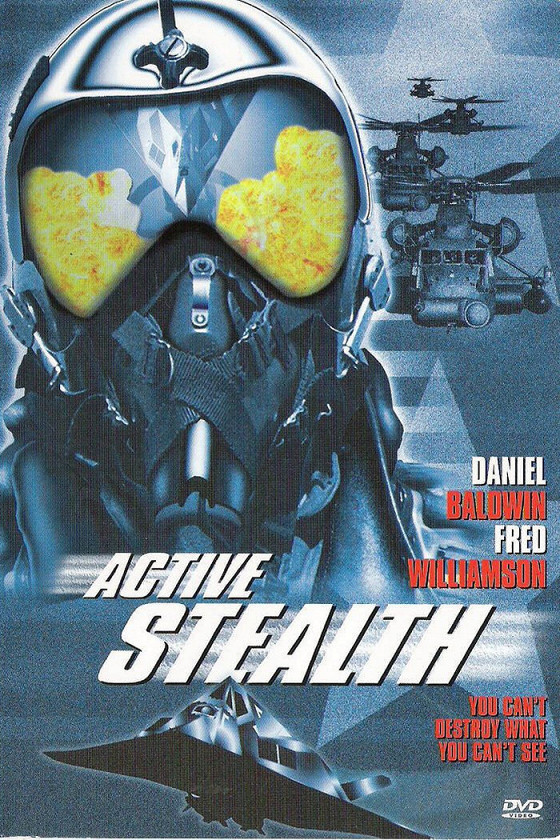 Рейд возмездия (Active Stealth)