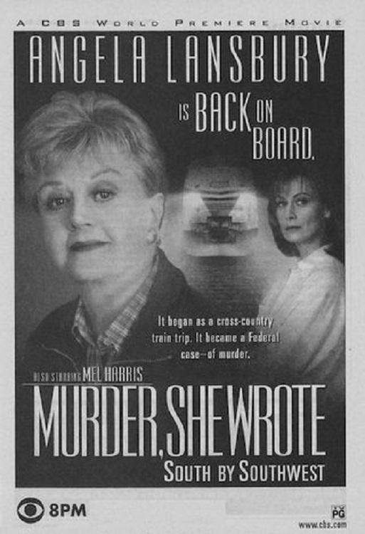 Она написала убийство: На юг через юго-запад (Murder, She Wrote: South by Southwest)