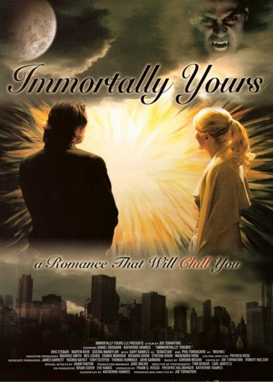 Поцелуй вампира (Immortally Yours)