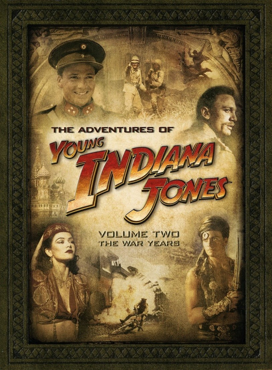 Приключения молодого Индианы Джонса: Роковой поезд-призрак (The Adventures of Young Indiana Jones: The Phantom Train of Doom)
