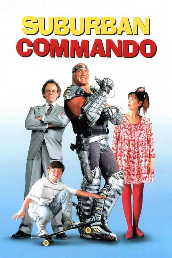Коммандо из пригорода (Suburban Commando)