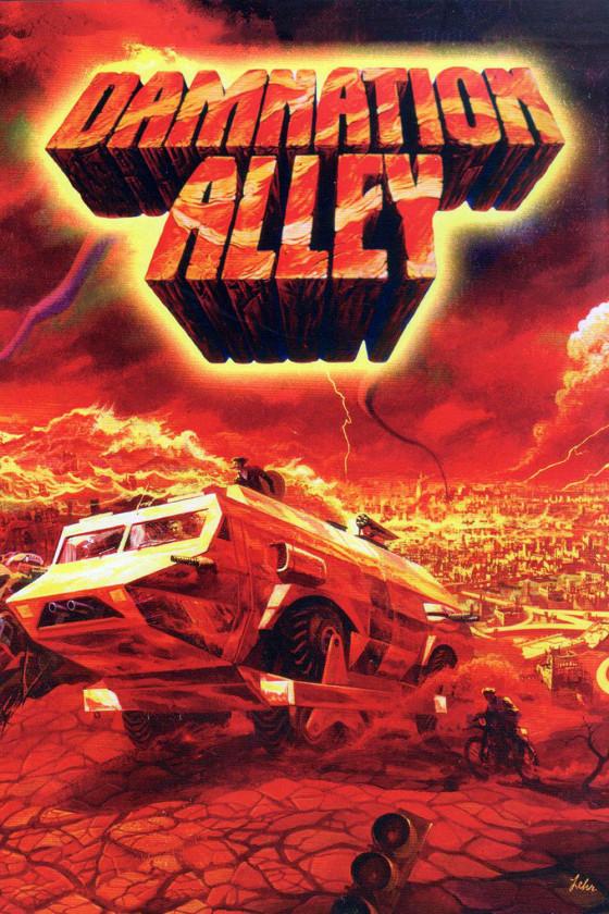 Дорога проклятия (Damnation Alley)