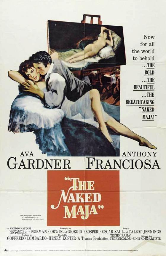 Обнаженная маха (The Naked Maja)