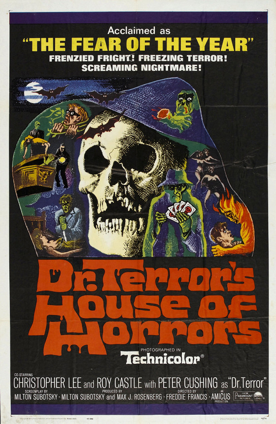 Дом ужасов доктора Террора (Dr. Terror's House of Horrors)