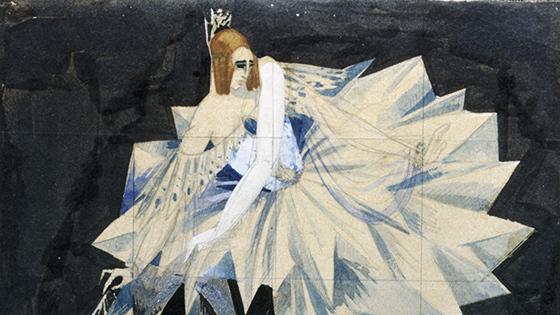 Театр Веры Мухиной: Неизвестные страницы творчества скульптора