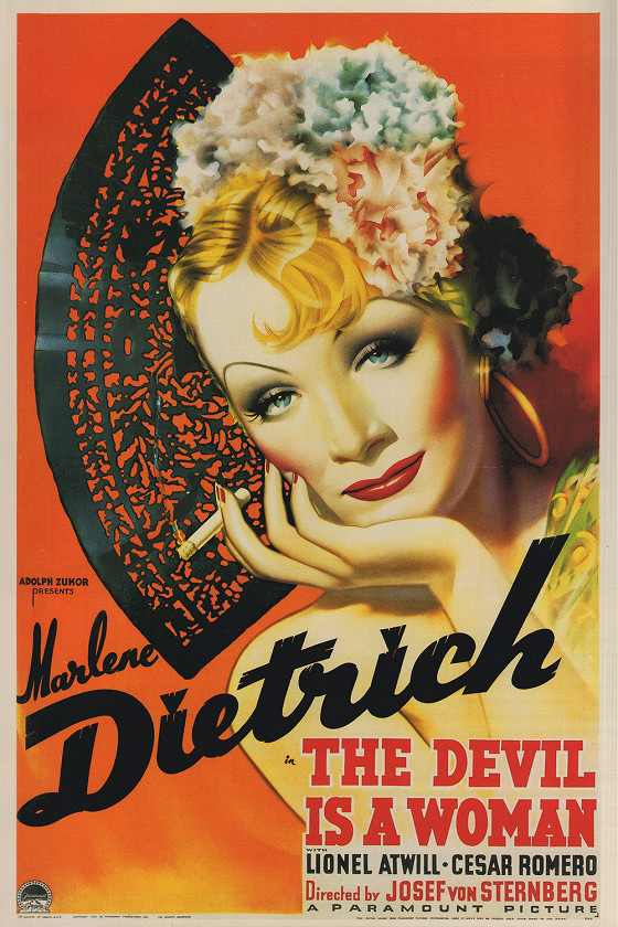 Дьявол — это женщина (The Devil is a Woman)