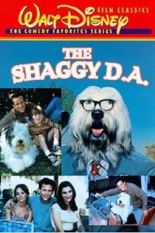 Мохнатый пес (The Shaggy Dog)