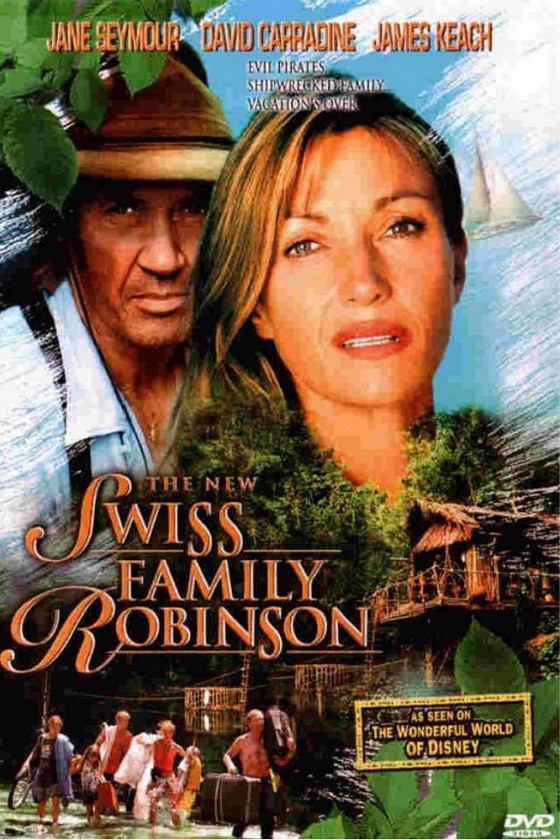 Новые Робинзоны (The New Swiss Family Robinson)