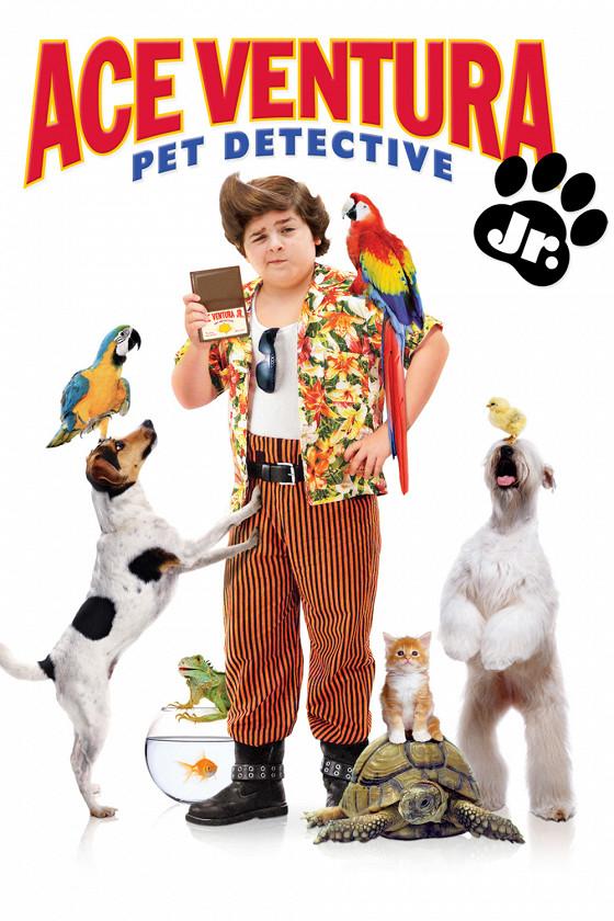 Эйс Вентура-младший (Ace Ventura: Pet Detective Jr.)