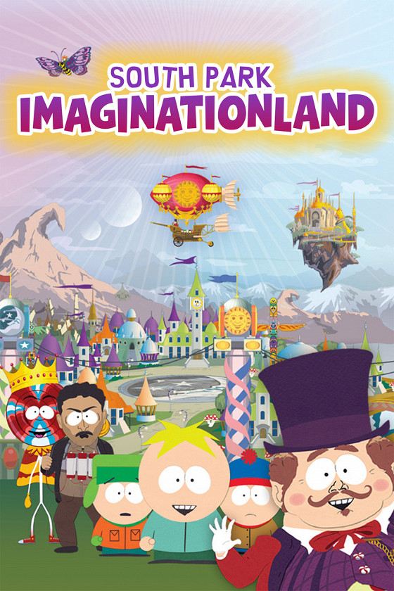 Южный парк: Воображландия (South Park: Imaginationland )