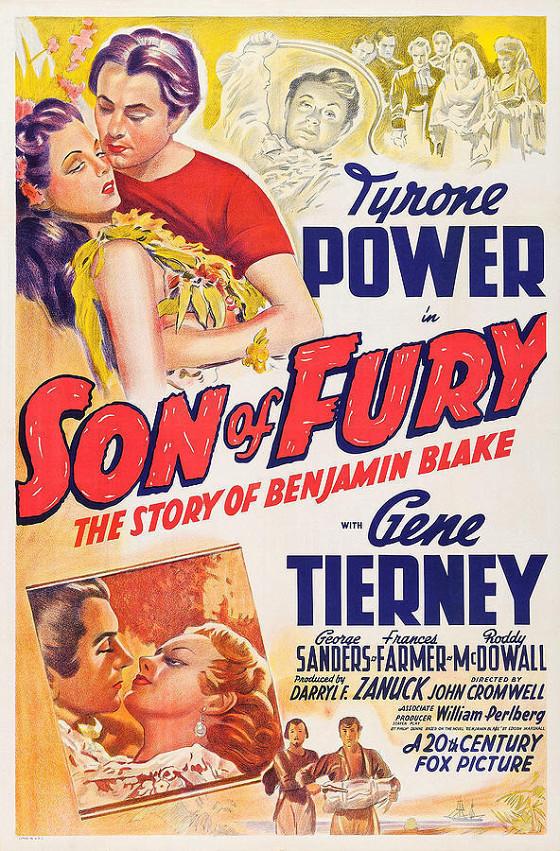 Приключения Бенджамина Блэйка (Son of Fury: The Story of Benjamin Blake)