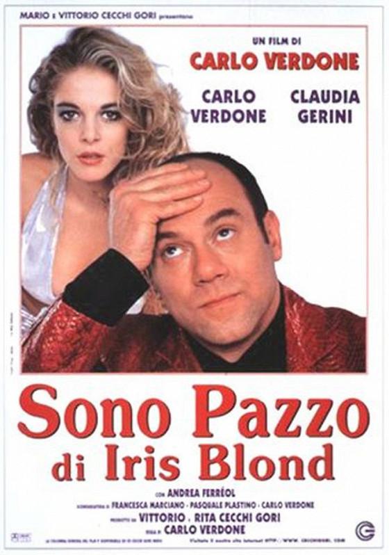 Я без ума от Айрис Блонд (Sono pazzo di Iris Blond)