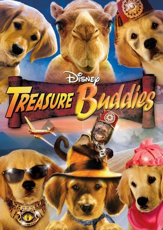 Пятерка кладоискателей (Treasure Buddies)