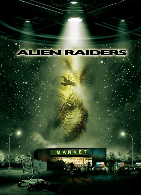 Чужеродное вторжение (Alien Raiders)