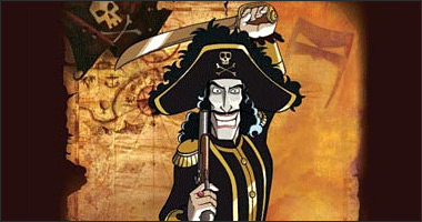 Капитан Саблезуб (Kaptein Sabeltann)